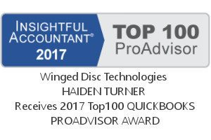Haiden Turner 2017 Top QuickBooks ProAdvisor, Integrations