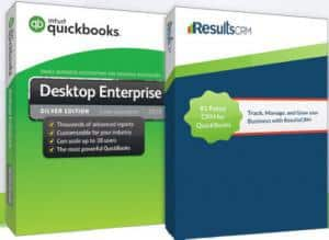 Get QuickBooks and ResultsCRM from Winged Disc Technology