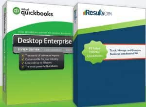 Get QuickBooks and ResultsCRM Bundle Pricing from Winged Disc Technology